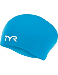 CUFFIA SILICONE TYR LONG HAIR