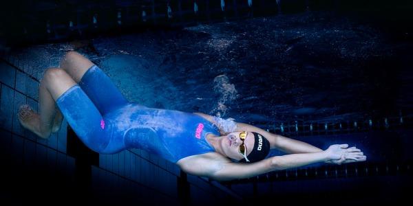 Costume Gara Nuoto: Powerskin Revo One Arena Uomo - Donna