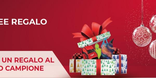 Al tuo regalo ci pensa Sport Line!
